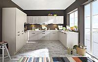 Strakke U keuken € 3119