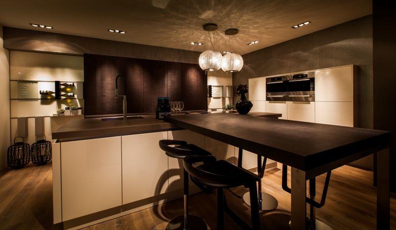 Vaatwasser Voor Zwevende Keuken : woonwinkel van Nederland! Luxe Next125 lak keuken [49590