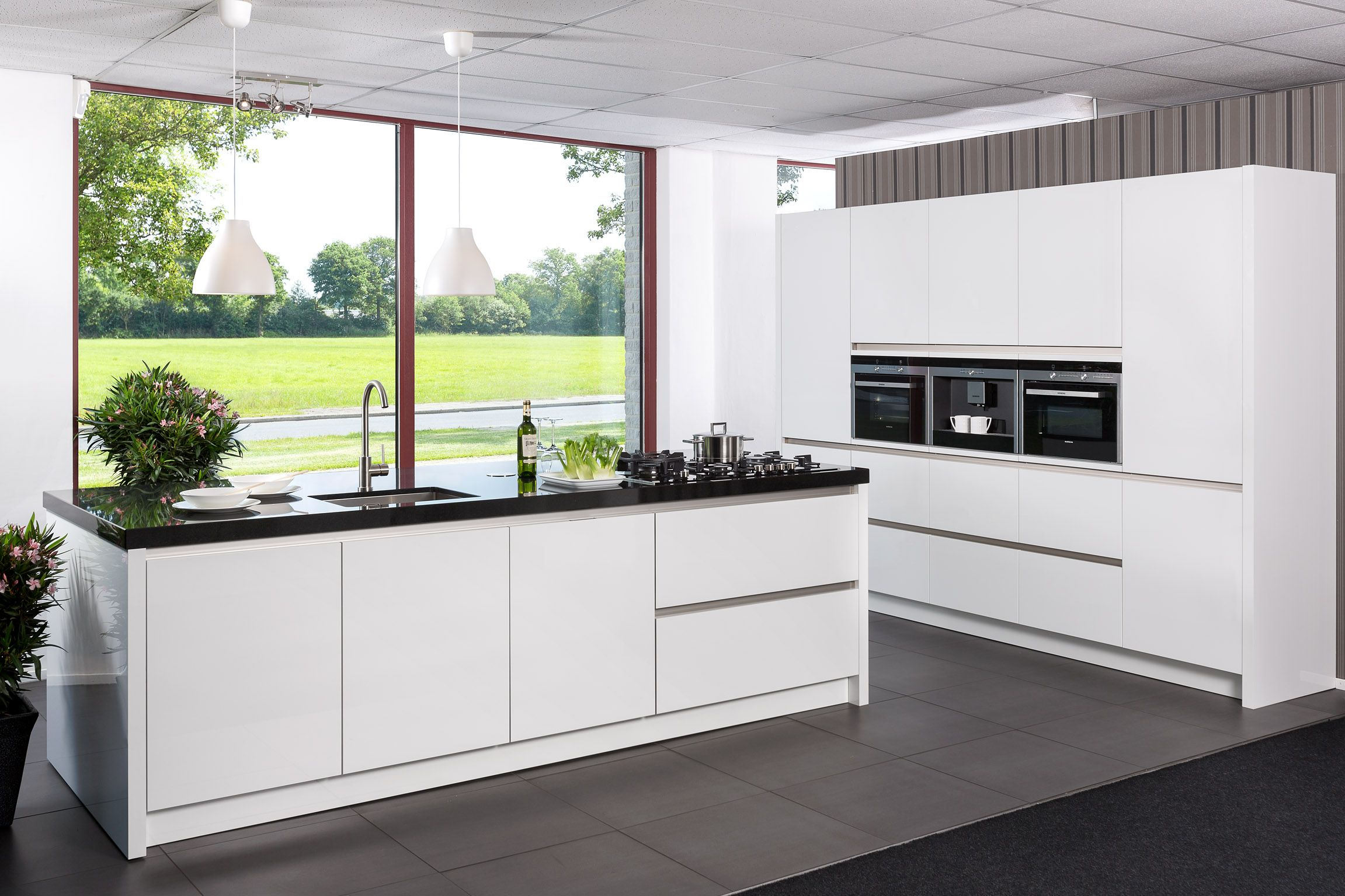 Greeploze Design Keukens : Keukens greeploze siemens eiland keuken