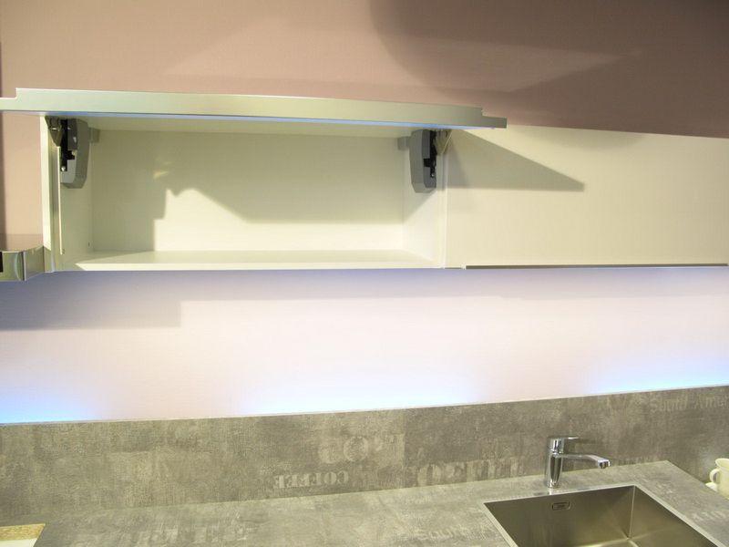 Semi greeploze design keuken
