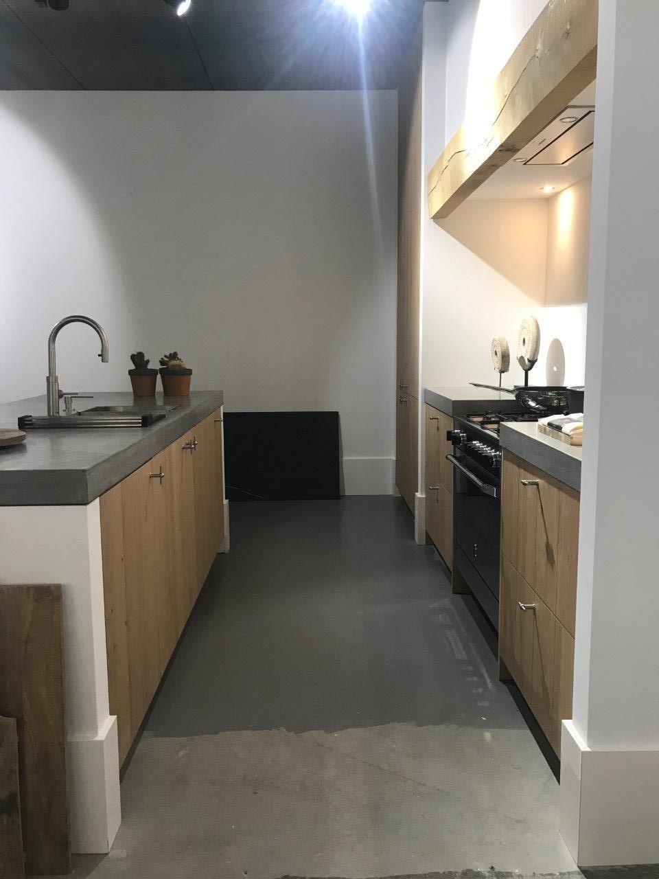 keuken eiken